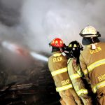 Barn in Ames severely damaged by fire