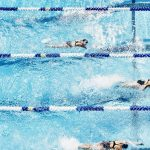 Merged Schenectady/Colonie girls' swim team still afloat