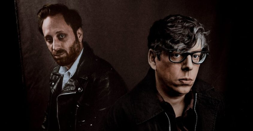 Dan Auerbach and Patrick Carney of The Black Keys.