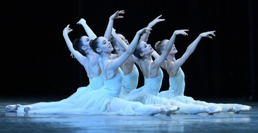 The New York City Ballet at SPAC in 2019
