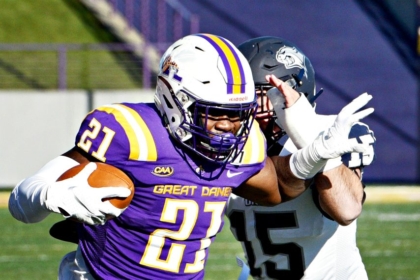 UAlbany was ranked No. 24 in Wednesday's poll.