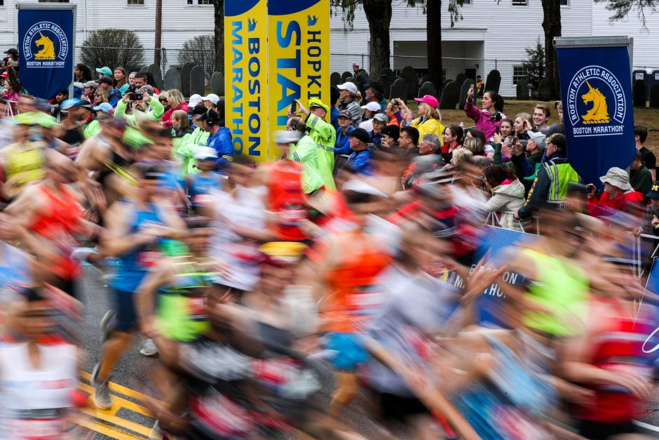 The 2020 Boston Marathon, rescheduled for Sept. 14, was canceled on Thursday.