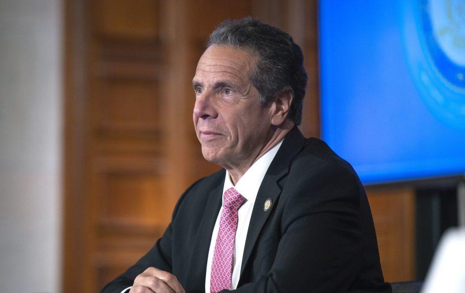 Governor Andrew Cuomo.