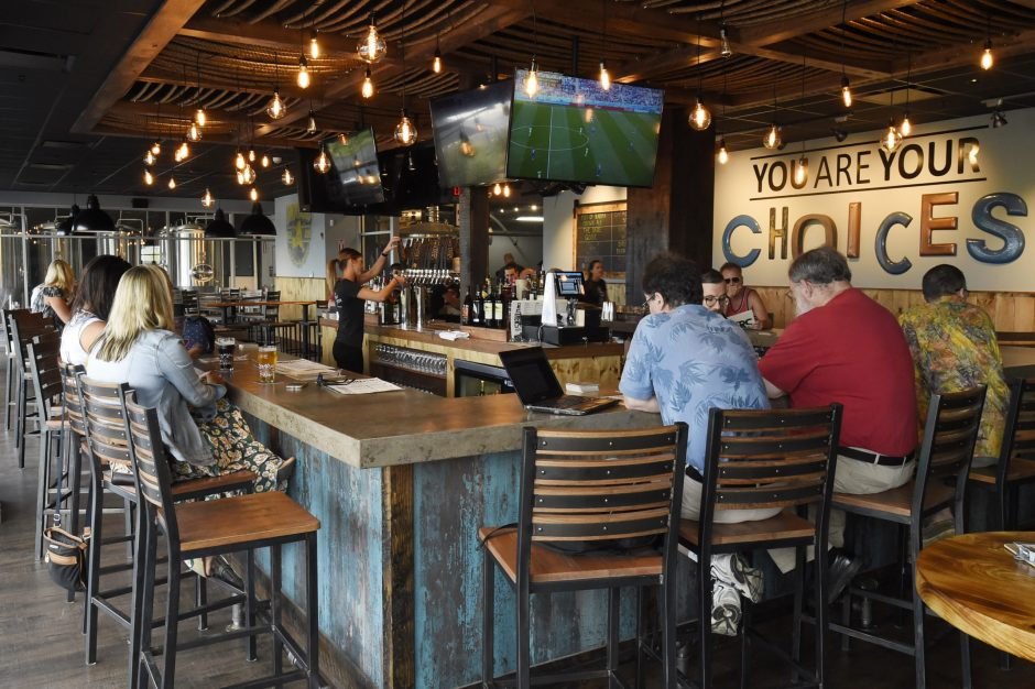 Druthers opened its Schenectady spot near the casino in 2018. It also has locations in Albany and Saratoga Springs.