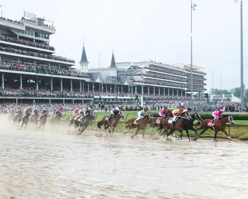 Churchill Downs has been given permission to allow spectators during Kentucky Derby week Sept. 1-5.