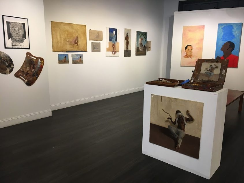 'Shining Light' at Albany Center Gallery showcases the work of Duane Todman.