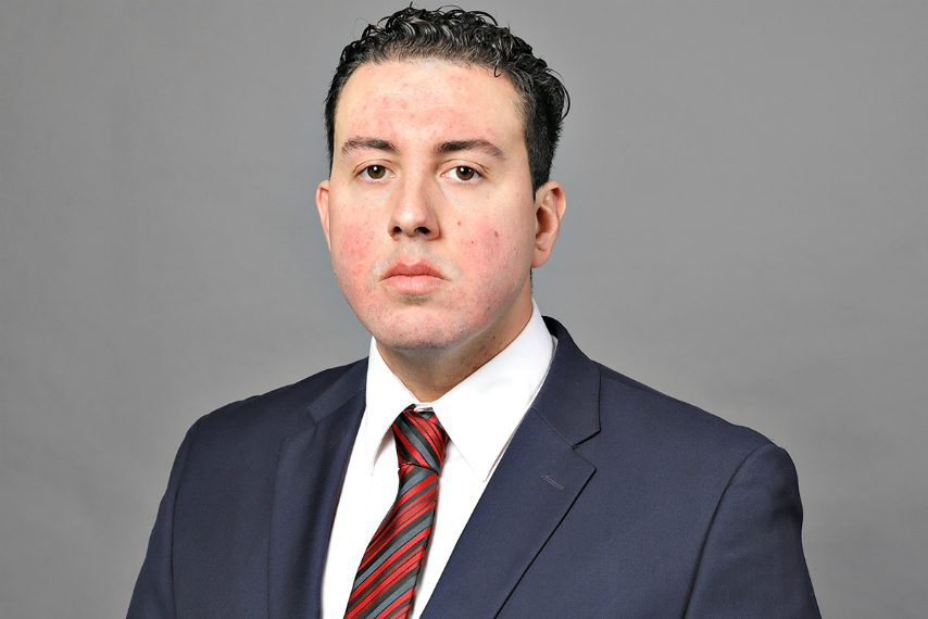 Nick Pontari will be Sage's first baseball coach.