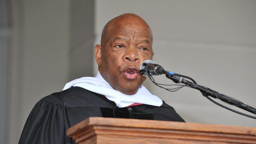 John Lewis at Union College in 2013