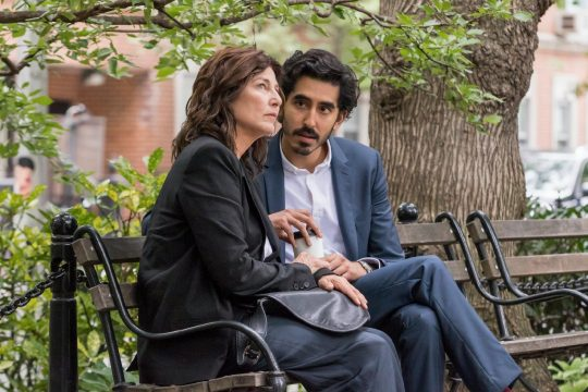 """Catherine Keener and Dev Patel in season one of """"Modern Love,"""" an Amazon series inspired by a new York Times column. -Giovanni Rufino/Amazon Studios"""