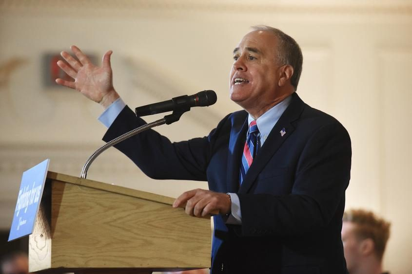 State Comptroller Thomas DiNapoli in April 2016.