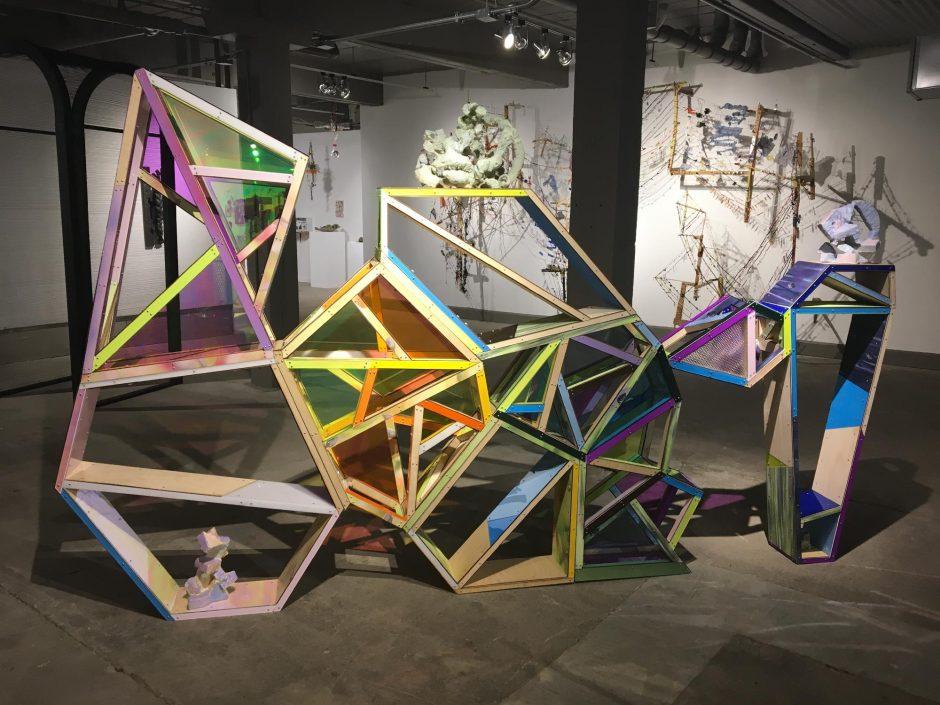 "Susan Meyer's ""Plinth."" (credit: Indiana Nash)"