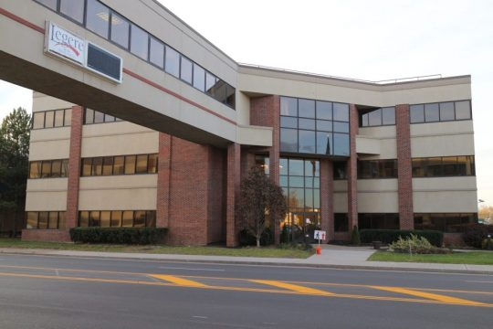 The Capital Region Chamber's Schenectady location.